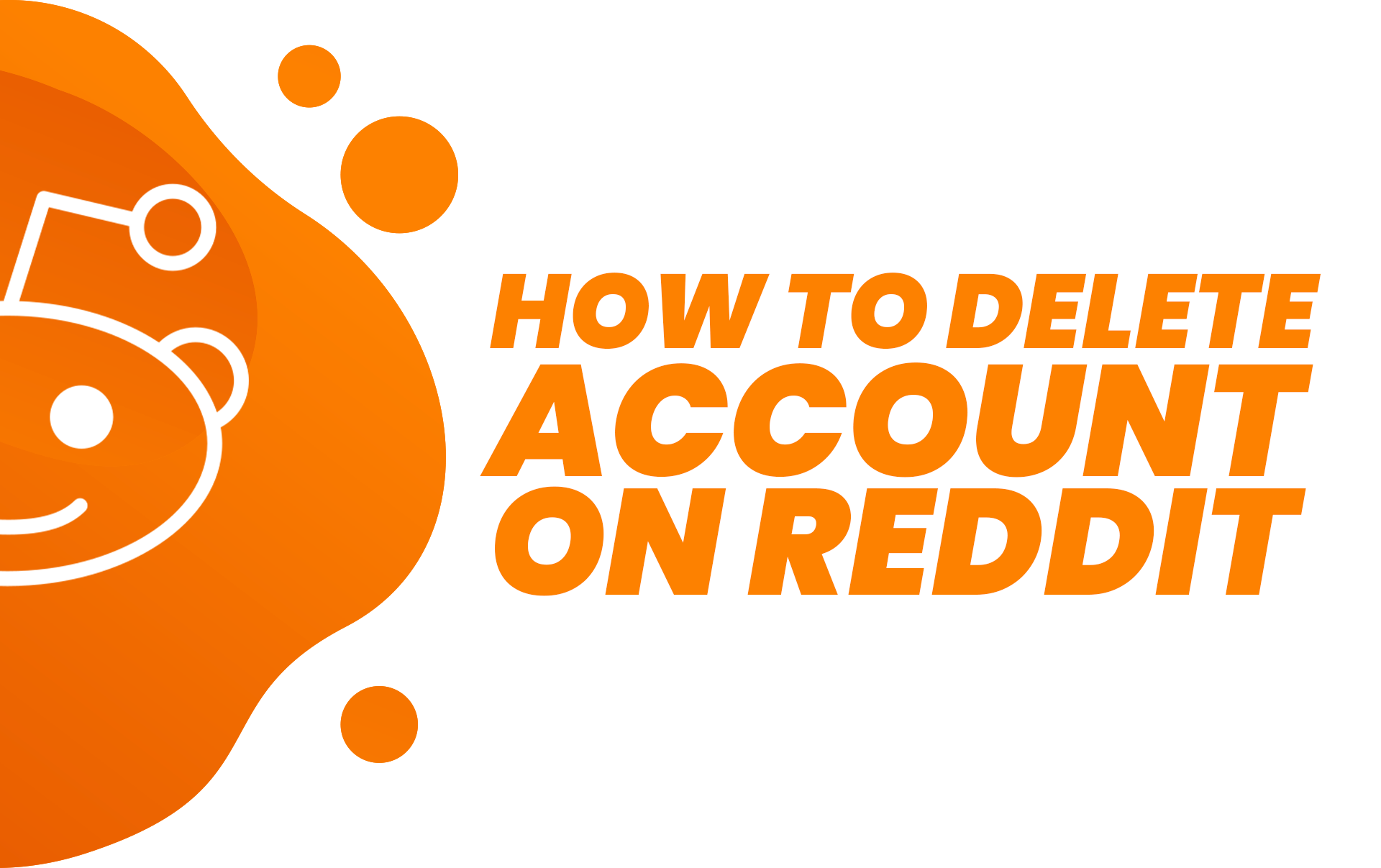 How To Delete Reddit Account?