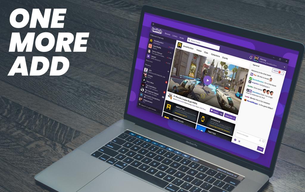 Twitch تكسب المال من خلال الإعلانات