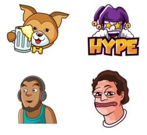 emotes Twitch populaires - que sont les emotes Twitch