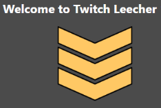 Use Twitch Leecher to download Twitch VODs